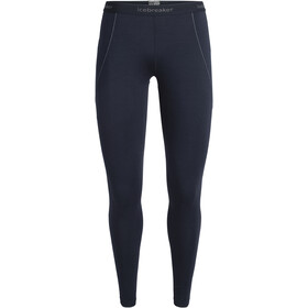 Icebreaker 260 Zone Leggings Dames, midnight navy